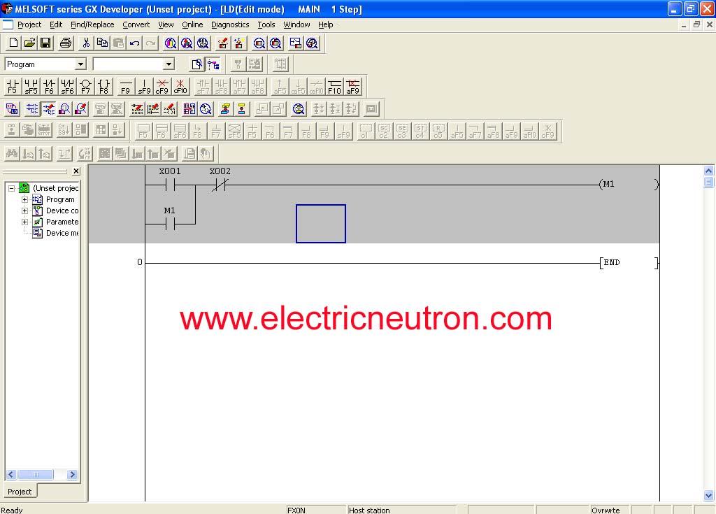 Mitsubishi Plc programming manual